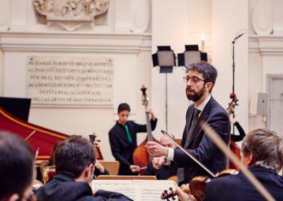 José Antonio Montaño Director de orquesta Orchestra Conductor La Madrileña Orquesta con instrumentos de época Spanish Period Instrument Orchestra
