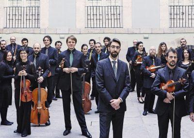 La Madrileña Orquesta de Instrumentos de época Period Instrument Orchestra José Antonio Montaño