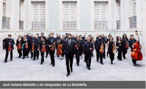 La Madrileña revive a Martín y Soler en el Auditorio Nacional