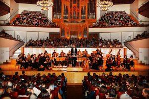 La Madrileña José Antonio Montaño Auditorio Nacional Mozart Haydn Martín y Soler