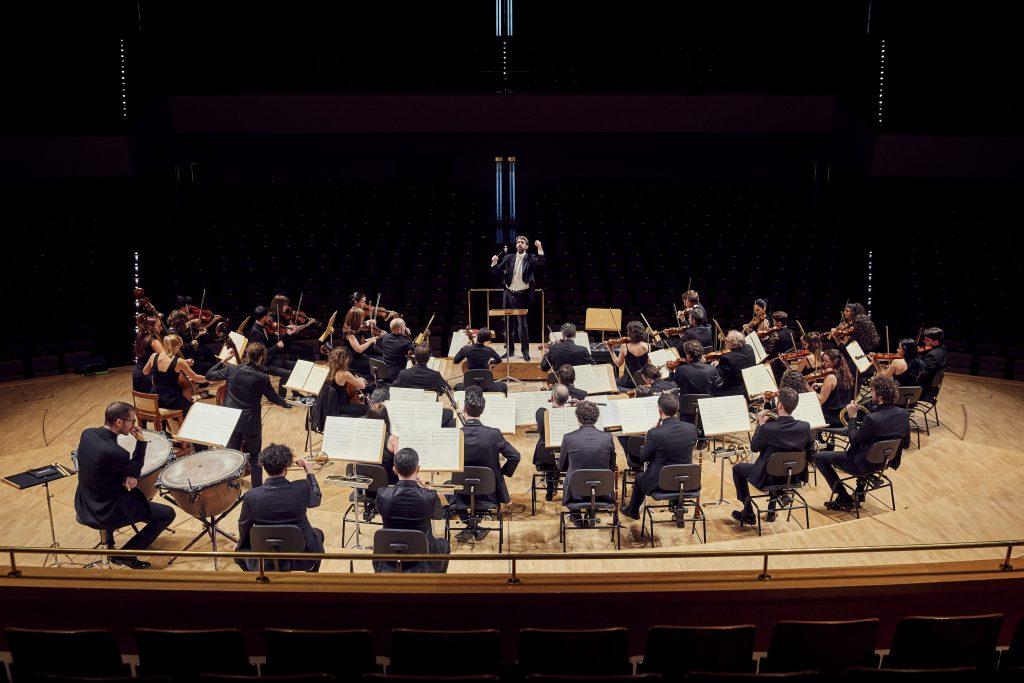 La Madrileña josé Antonio Montaño Auditorio Nacional de Madrid Mozart Haydn Martín y Soler